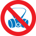 No Respirator Needed Icon